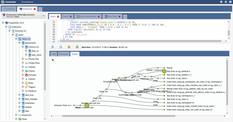 OmniDB 2 3 发布,基于Web 的数据库管理工具- OSCHINA