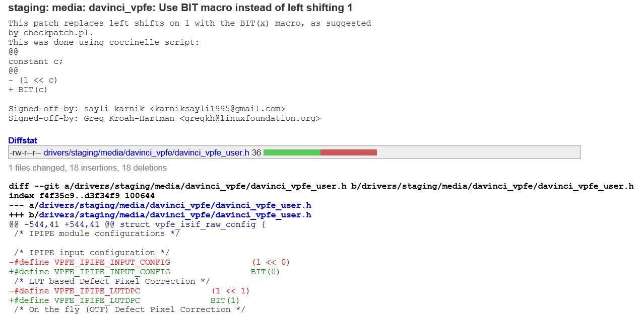 linux内核版本的信息简介!