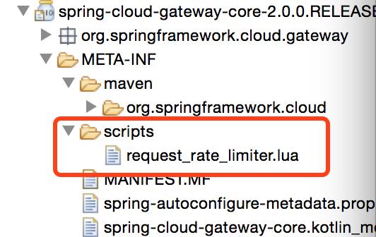 聊聊spring cloud gateway的RedisRateLimiter - go4it的个人空间- OSCHINA