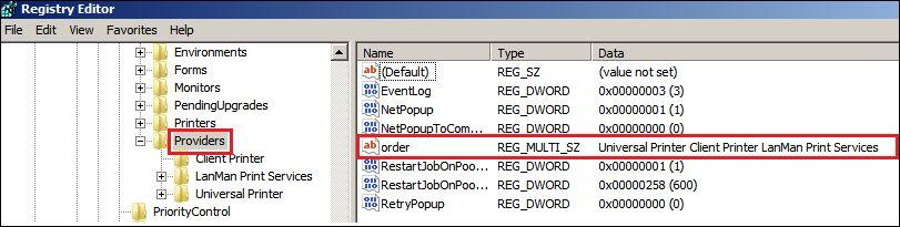网络打印机遇到错�_win7安装网络打印机显示windows无法连接到打印机,出现错误0x00000bcb