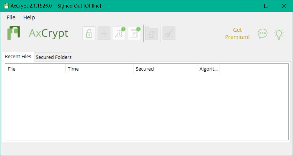 AxCrypt首页、文档和下载- 文件加密软件- OSCHINA