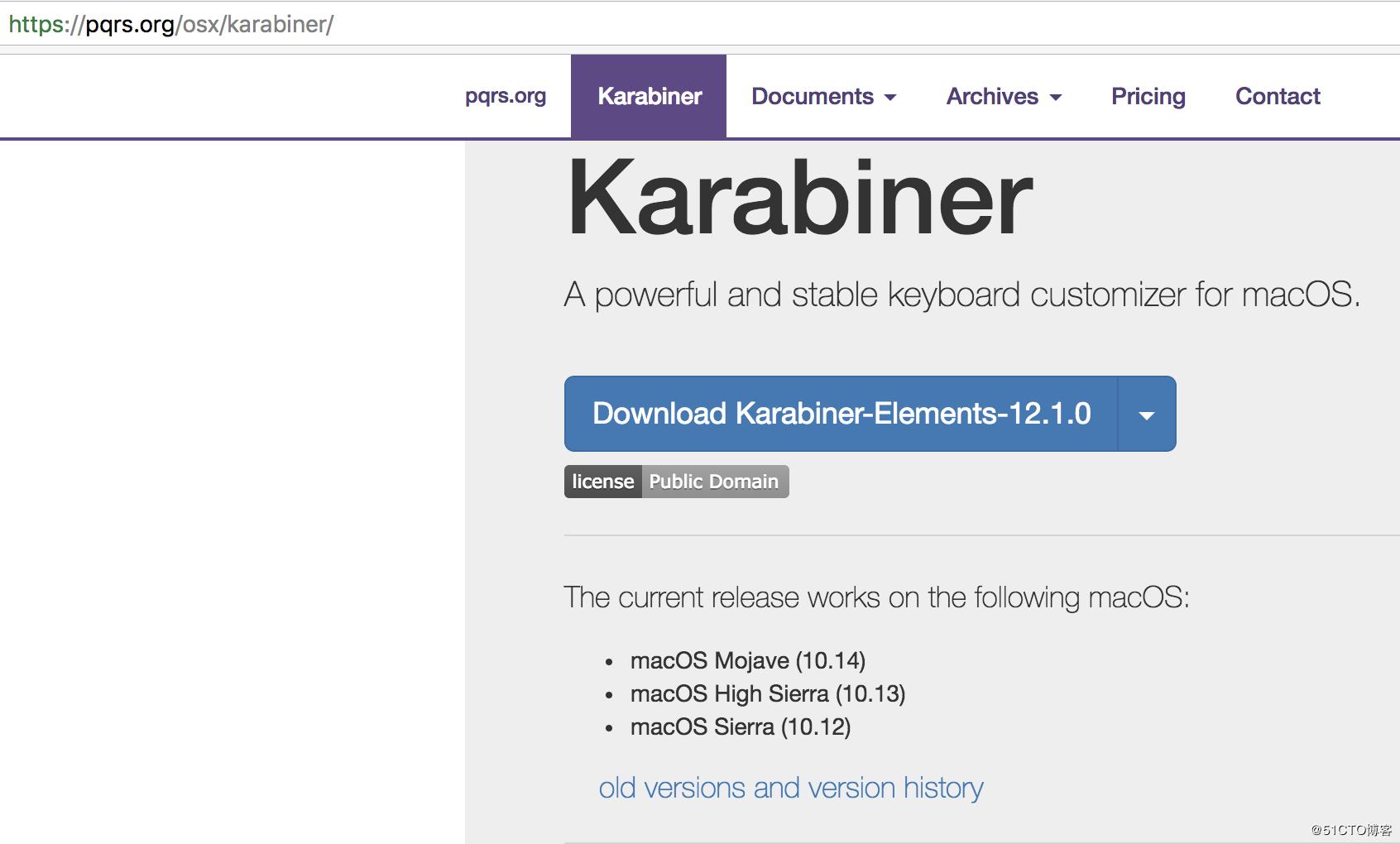 mac 使用Karabiner配置键盘映射- 黄威的个人空间- OSCHINA