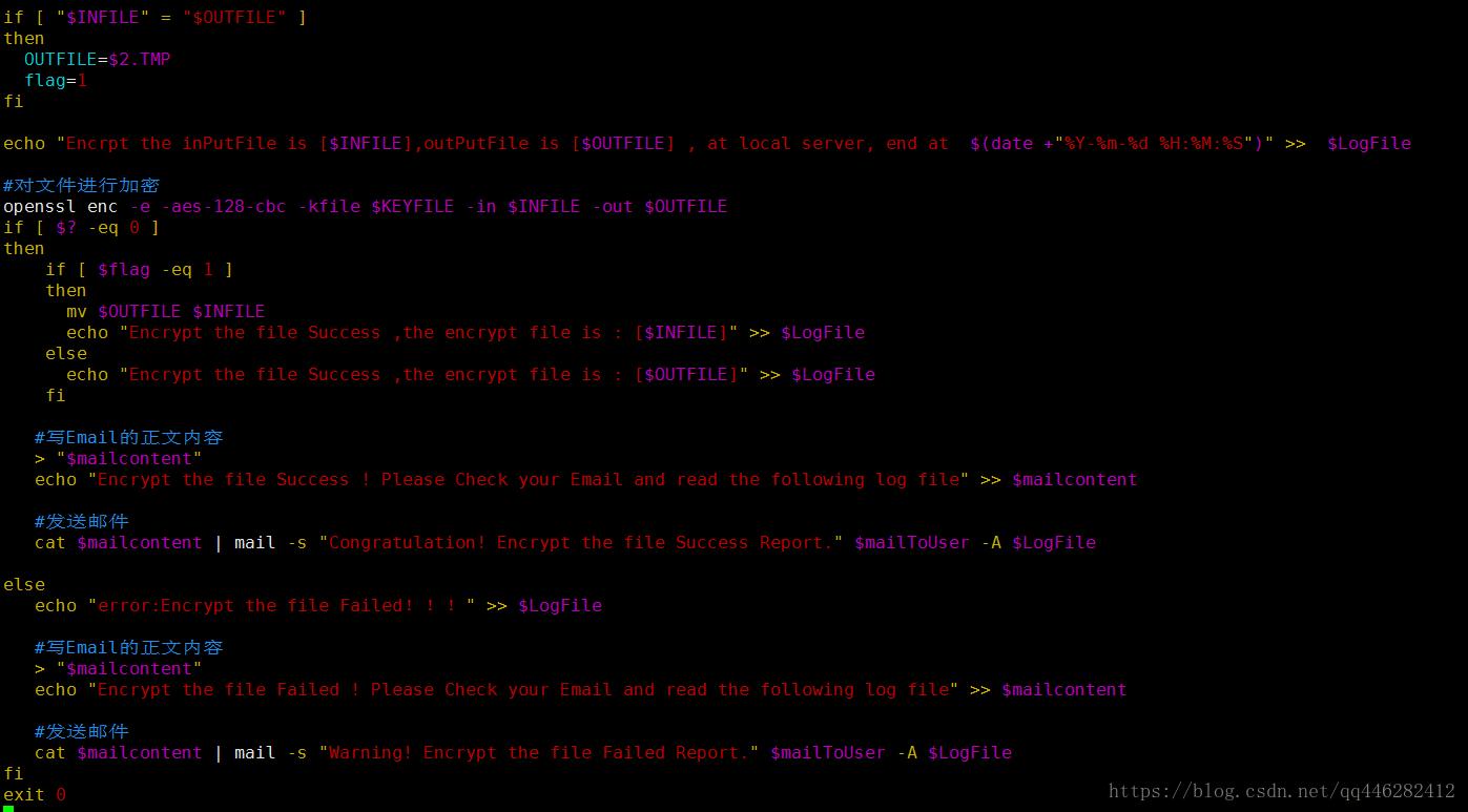 Linux Shell-如何进行简单的加解密-AES-openssl库- Edwyn王的